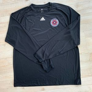 Adidas Climalite Long Sleeve Training T-Shirt